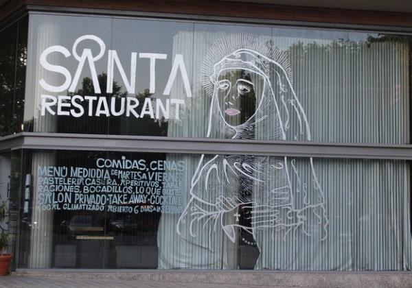 restaurante-santa-barcelona-comerconlila
