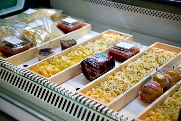 La Pasteria-pasta y salsas para llevar -comerconlila