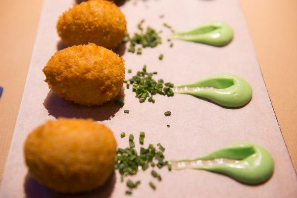 restaurante-verne-croquetas-polloasadoyjamon-comerconlila