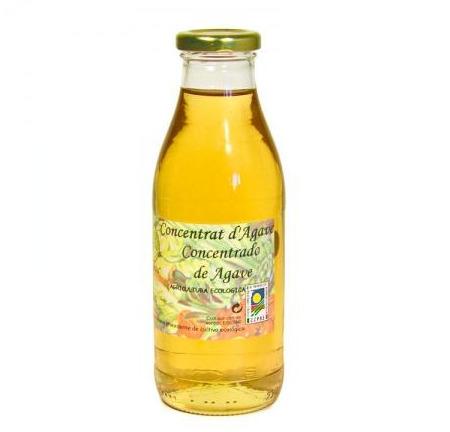 miel de agave calorias